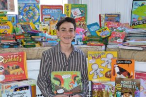 Adam Donowitz used his Mitzvah project for his Bar Mitzvah to donate to The Child Center of NY