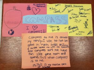 COMPASS PS 273 posters