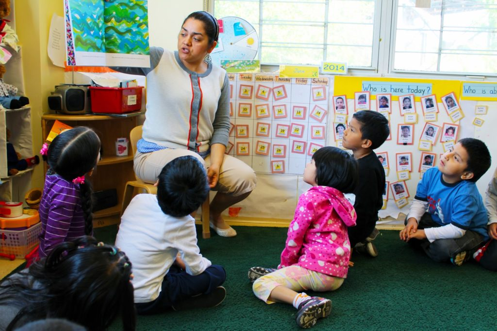 Learn about the Salary Parity deal for NYC early childhood teachers